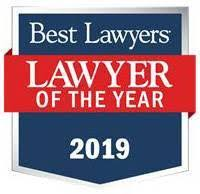Best Lawyers Lawyer of the Year 2019