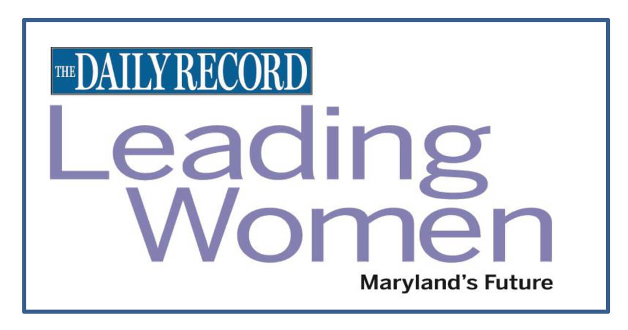 the daily record, leading women Maryland's Future
