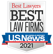 Best Lawyers Best Law Firms U.S. News & World Report 2021